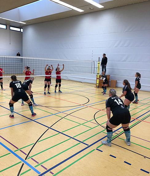 26.09.2020 Auswärtsspiel – VSG Hochstetten-Liedolsheim : Damen 1