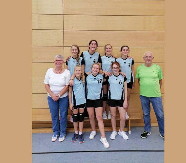 1. Spieltag U14 Volleyball